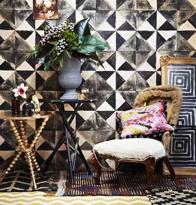About Interior Decorating The Archipelago Collection from Bonnie and Neil by Sam Schriemer/ AphroChic
