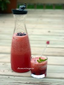 Turmeric n spice: Watermelon Punch