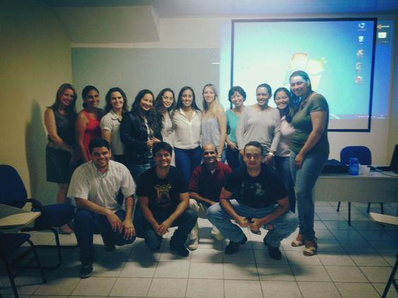 2012-1109 Camila Nicastro treinamento dos novos fiscais