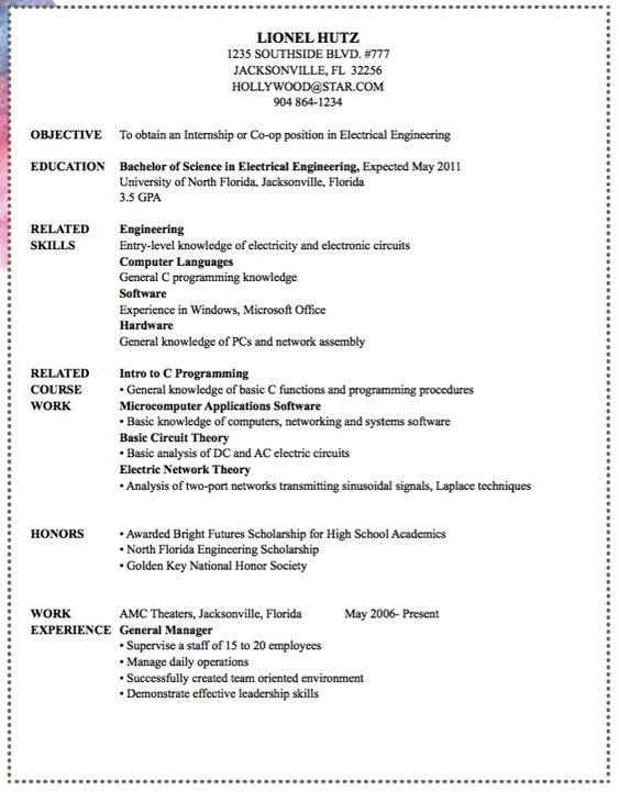 entry level electrical engineering resume sles