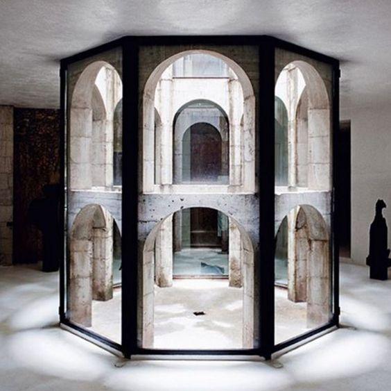 Xavier Corbero house, Barcelona ( @jeromegalland for #ADfrance)