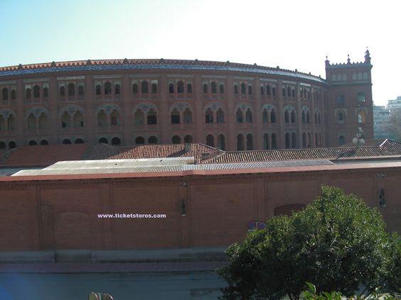 Madrid bullfight tickets: Madrid Bullring, Las Ventas. PLaza de toros de Las...