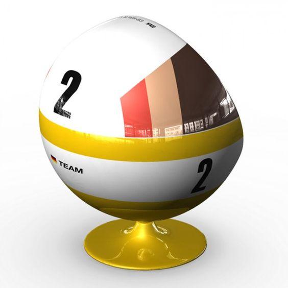 Racing & Emotion Art Ball Collection
