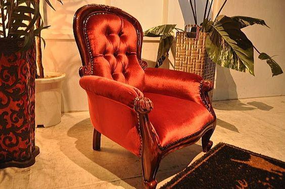 Modern Chairs FE18I アンティーク調マホガニーミニチェア1円アウトレット品 北欧 インテリア 雑貨 家具 ¥71yen 〆05月27日