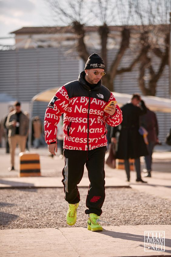 The Best Street Style From Pitti Uomo A/W 2019 - The Trend Spotter