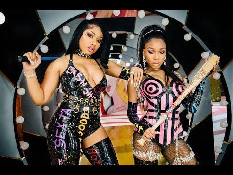 Birds Of Prey Megan Thee Stallion And Normani Diamond Music Video Feature New Footage From The Dc Universe Film In 2020 Music Videos Youtube Videos Music Megan