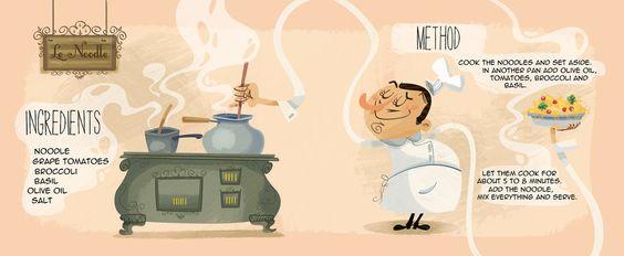 Giba's Noodle Gourmet<span class='title_artist'> by Gilberto Valadares</span>