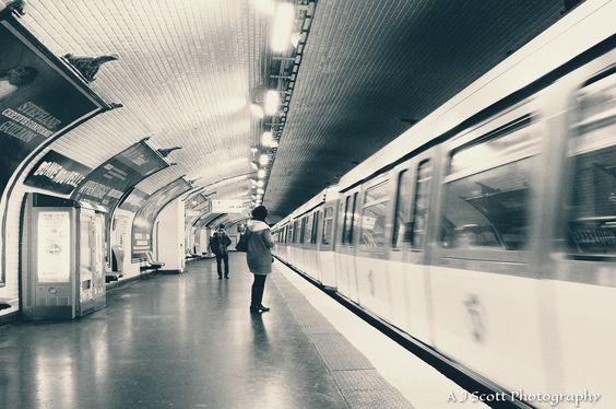Metro Station #871