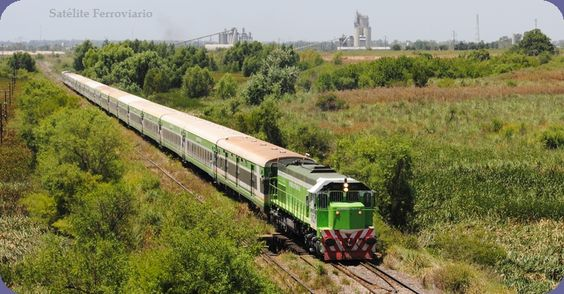 Trenes a Tucumán ::: SATELITE FERROVIARIO