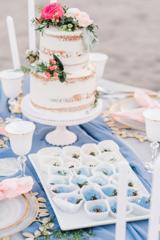 Boho Rustic Beach Wedding Inspiration Summer Wedding Cakes Boho