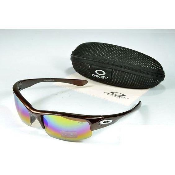 batwolf oakley cheap zymn  $1399 Cheap Oakley Flak Jacket Sunglasses Blue Pink Yellow Iridium Brown  Frames Shop Deal www