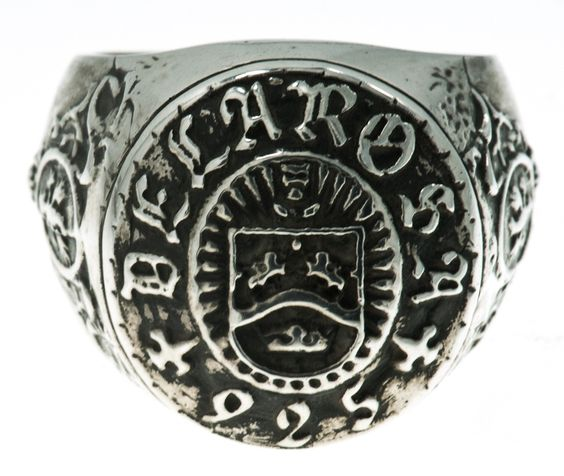 Ein Siegelring für Könige.