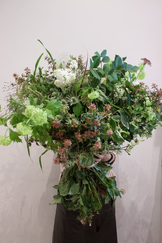 Florist Friday : Garden Style Florist Course at the Catherine Muller Flower School in London | Flowerona