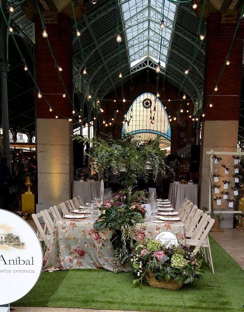 El Closet de la novia: Visita el blog para conocer todos los detalles del Showroom Campo Aníbal