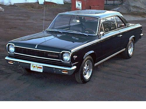 1967 Amc Rogue Sleeper Rambler American Was Solid Competitor In
