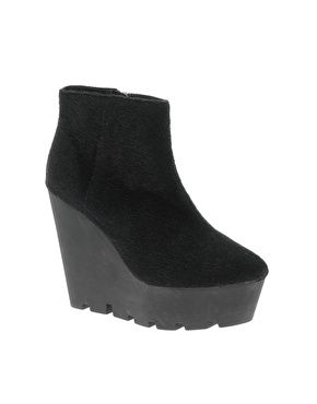 Wedge ankle boots Cheap monday and Ponies on Pinterest