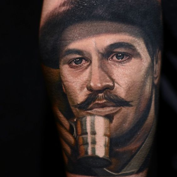 Nikko Hurtado Tattoo