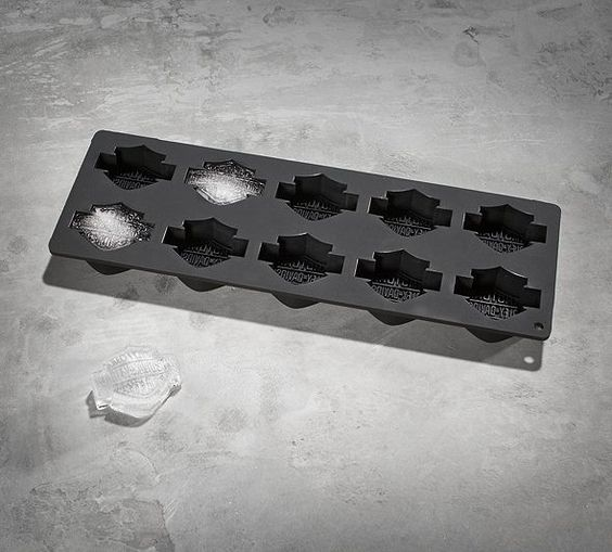 Bar & Shield Logo Ice Cube Tray | Best Sellers | Official Harley-Davidson Online Store