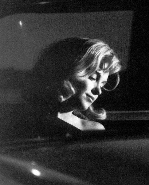 Marilyn Monroe in 'The Misfits', 1961.: