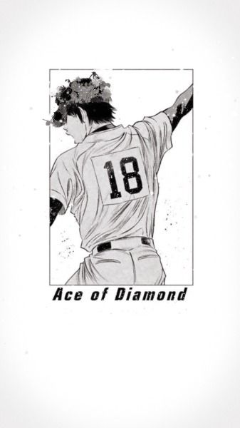 Wallpaper Diamond No Ace Diamond No Ace Mobile Wallpaper Tumblr Top 10 Shippable Couples In Ace Of Diam Ace Of Diamonds Diamond Wallpaper Hd Anime Wallpapers
