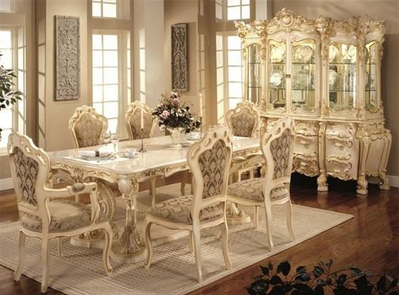 old fashion interior decorating of the 1830's | Top 10 Popular Home Décor Styles in France | interiors-designed.com