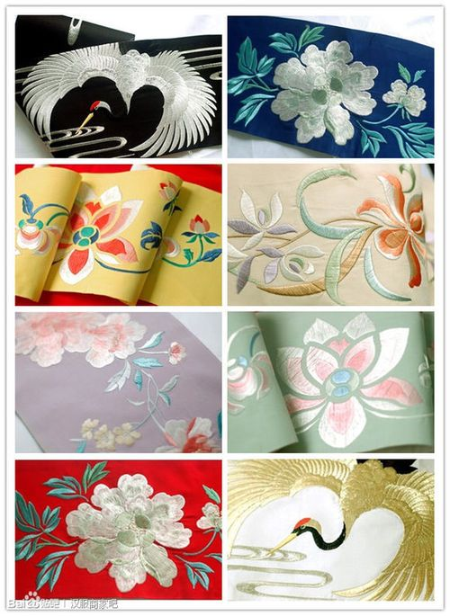 Traditional Chinese embroidery
