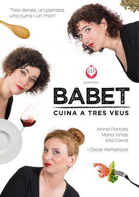 Babet, cuina a tres veus