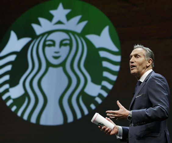 09-07-2016    Starbucks CEO Howard Schultz Endorses Clinton