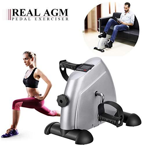 Deals Discounts You Can Snag On Amazon Now Biking Workout Mini Exercise Bike No Equipment Workout
