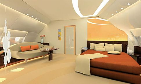Private Jet Bedroom....the Pick From My Dream Book. | Aviation | Pinterest  | Private Jets, Jets And Planes