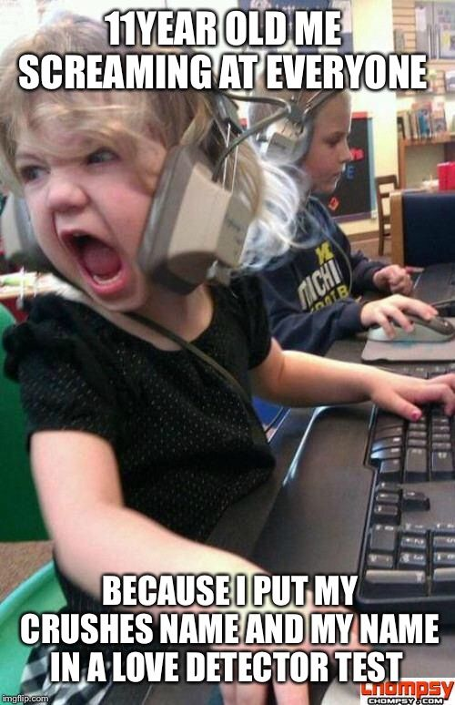 Screaming Gamer Girl Humor Videojuegos Chistes