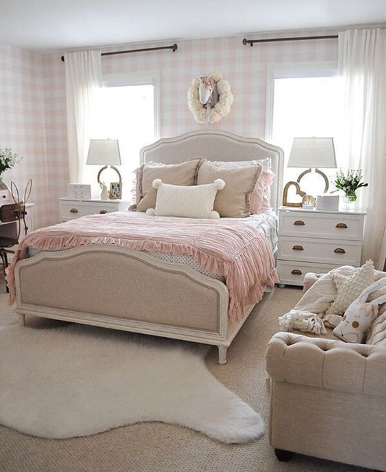 Cute Little Girl Bedroom Design Ideas You Have To See 11 Stylish