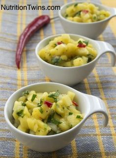 Pineapple Chutney| Only 89 Calories for Huge Portion | Keep Salads & Grilled Proteins Filling by Topping with this | For MORE RECIPES Fitness & Nutrition tips please SIGN UP for our FREE NEWSLETTER www.NutritionTwins.com