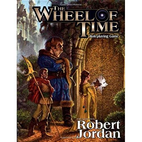 The Wheel Of Time Roleplaying Game D20 3 0 Fantasy Roleplaying