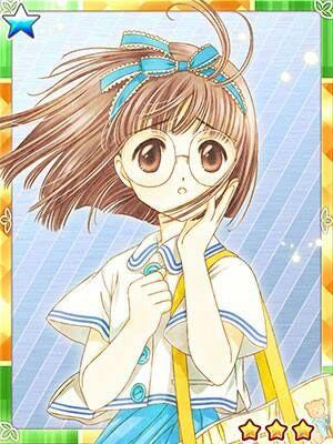 Card from the Cardcaptor Sakura mobile game