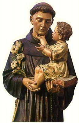 el blog del padre eduardo: San Antonio de Padua