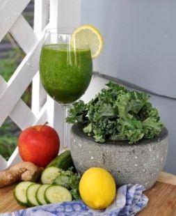 Joe's Mean Green Juice | Serving Size: 16 ounces Ingredients 1 ...