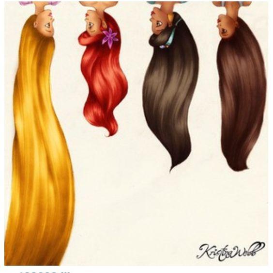 Kristina Webb Rapunzel And Cheveux On Pinterest
