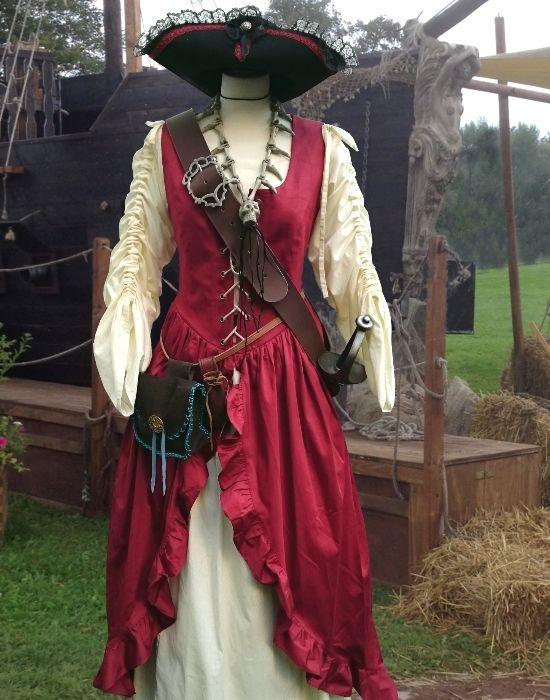 KOSTÜMTRUHE | Verkauf & Versandhandel, mittelalterliche Kleidung, Kostüme & Gewandungen, Zubehör aus Ritterzeit und Piratentum - Überkleid Lady Mary