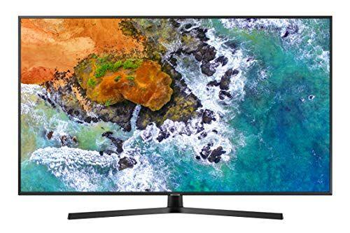 Samsung Nu7409 138 Cm 55 Zoll Led Fernseher Ultra Hd Eine Gute Balance Aus Preis Und Leistungbietet Samsungs Modell Led Fernseher Samsung Fernseher