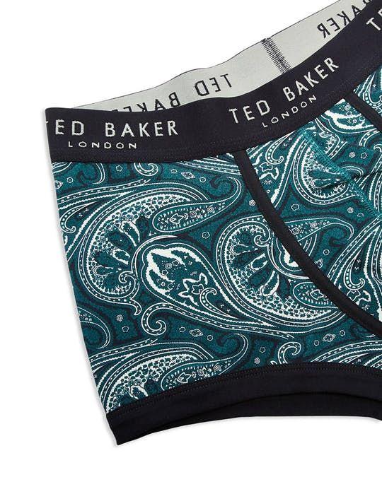 Multicoloured Ted Baker Men/'s 3 Pack Boxer Briefs
