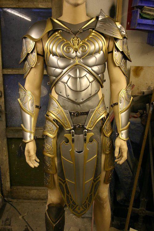 Dragon armour by DragonArmoury