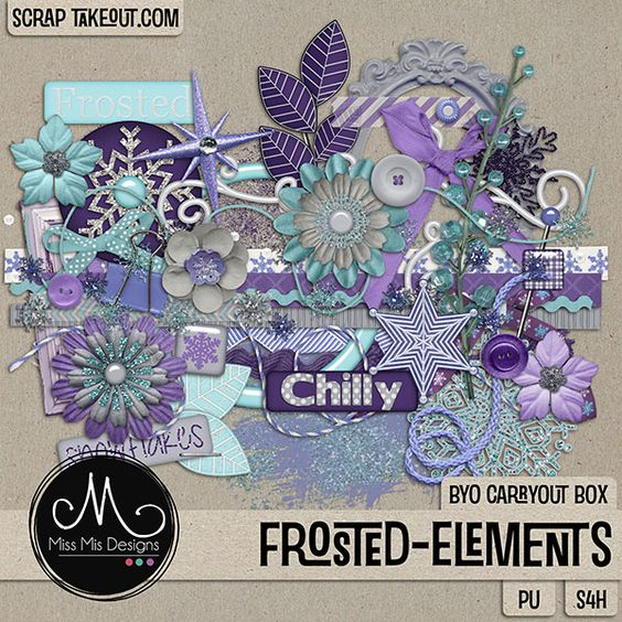 Frosted - Element Pack