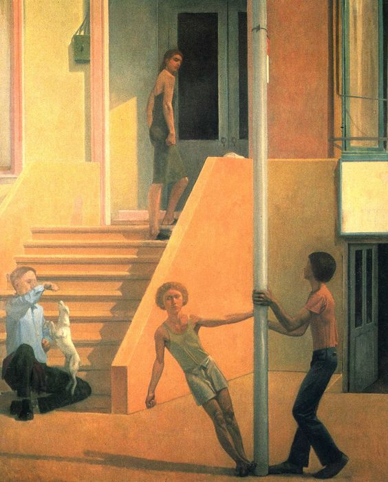 Lennart Anderson  #art, #modern #classicis