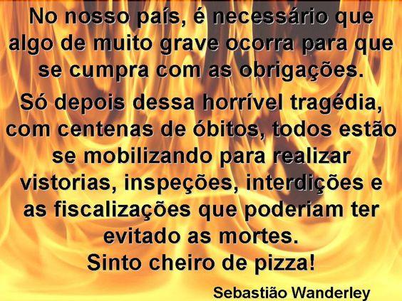 Pensamentos Soltos: Acorda Brasil!