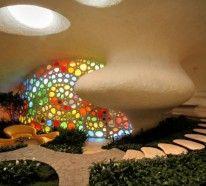 Die zauberhafte organische Architektur neu entdecken