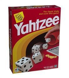Yahtzee - Jeu de dés - 5.00€ - #kibodio
