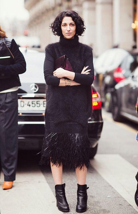 Yasmin Sewell in Paris