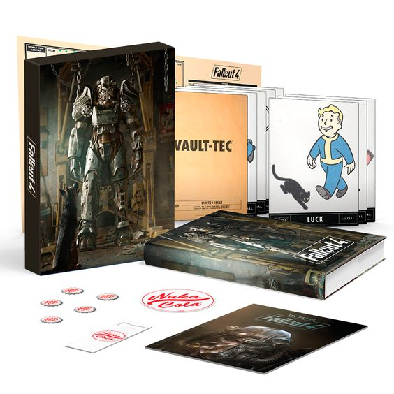 Fallout 4 Ultimate Guide Bundle product image