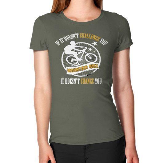 Do you love mountain bike Women's T-Shirt